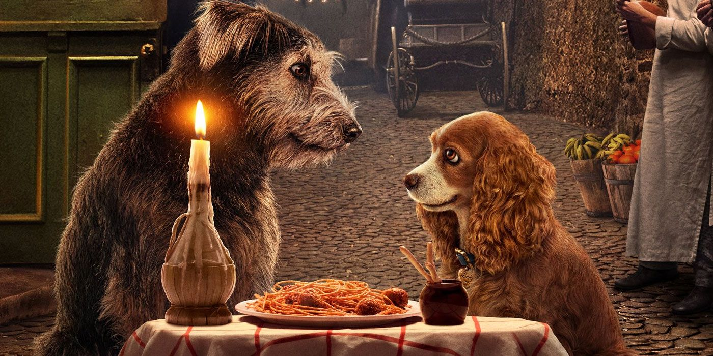 Live-Action Lady and the Tramp Gets First Trailer | CBR