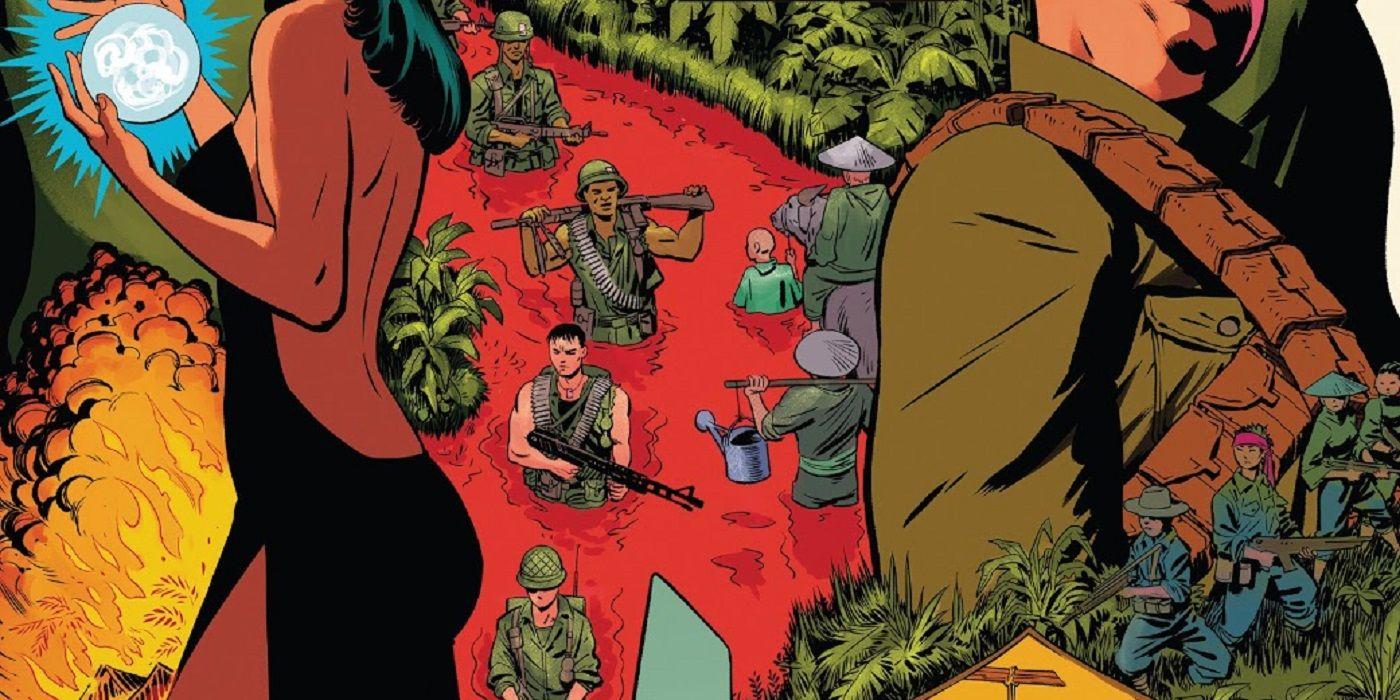 Which Heroes Does Marvel's New Vietnam War Retcon Affect?   CBR