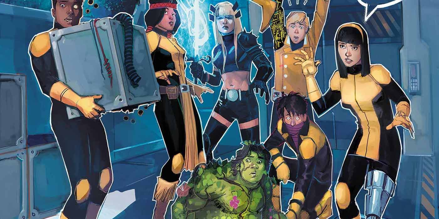 Powers of X: How a New Mutant Gave the X-Men Their Greatest Advantage
