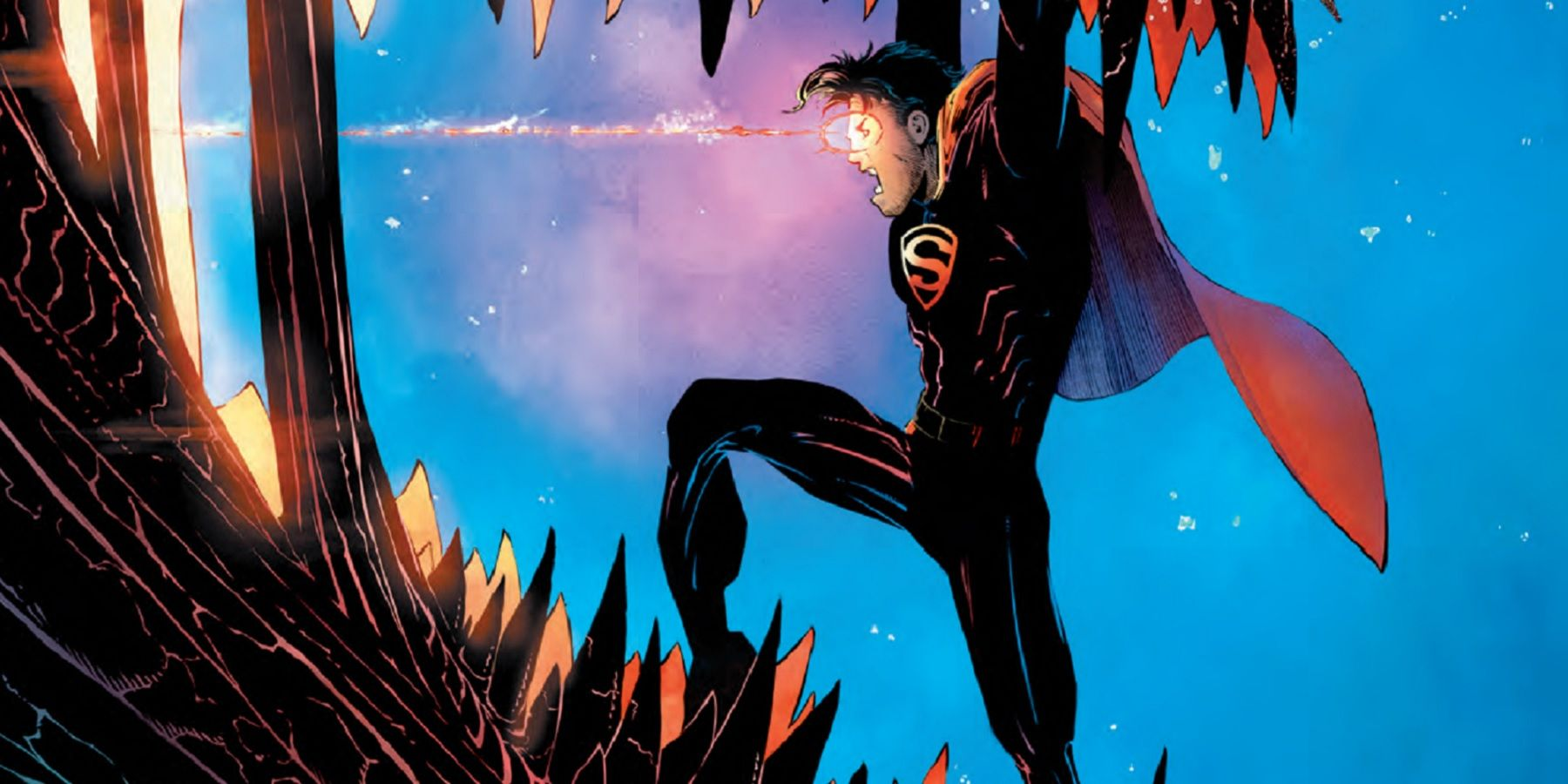 Romita Jr. 'Loved' The Reactions To Superman: Year One's Twists