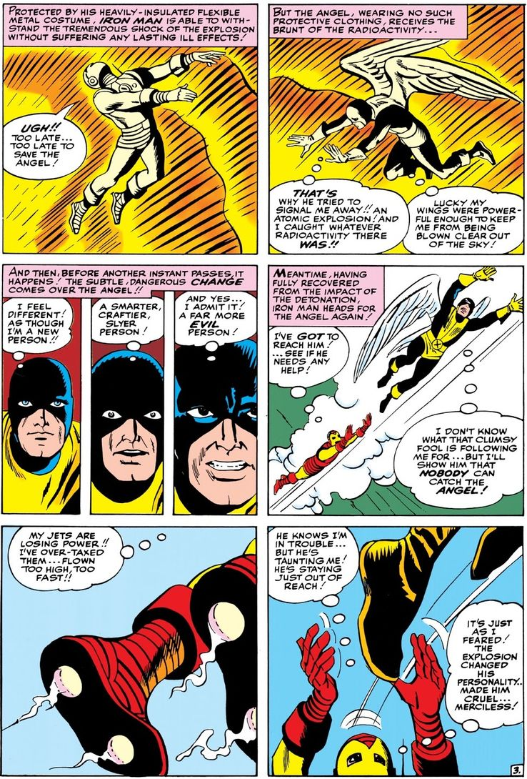 How Did The X-Men And The Avengers First Meet In The Comics?