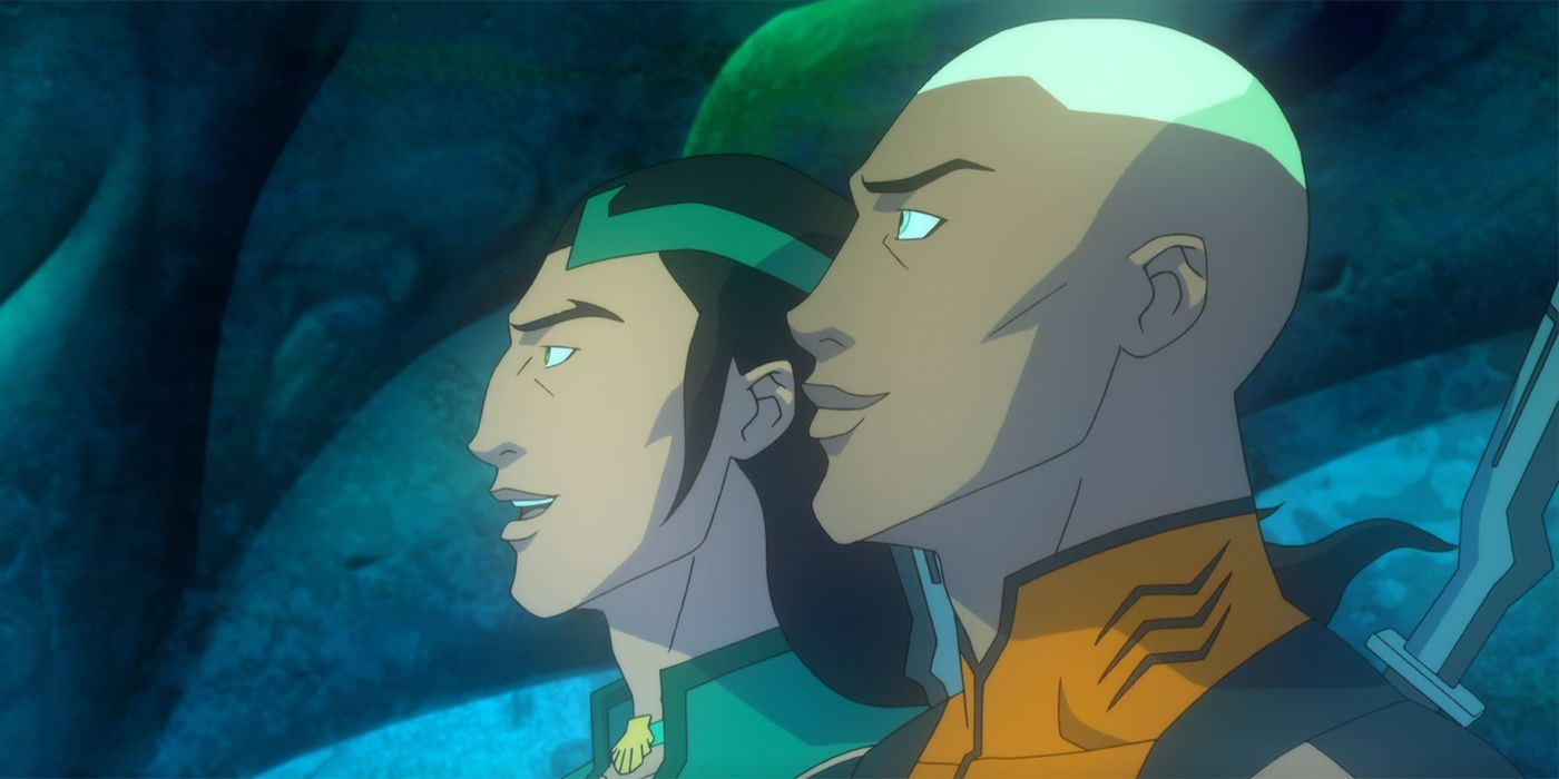 Young Justice: Aquaman's Boyfriend, Wyynde, Explained | CBR