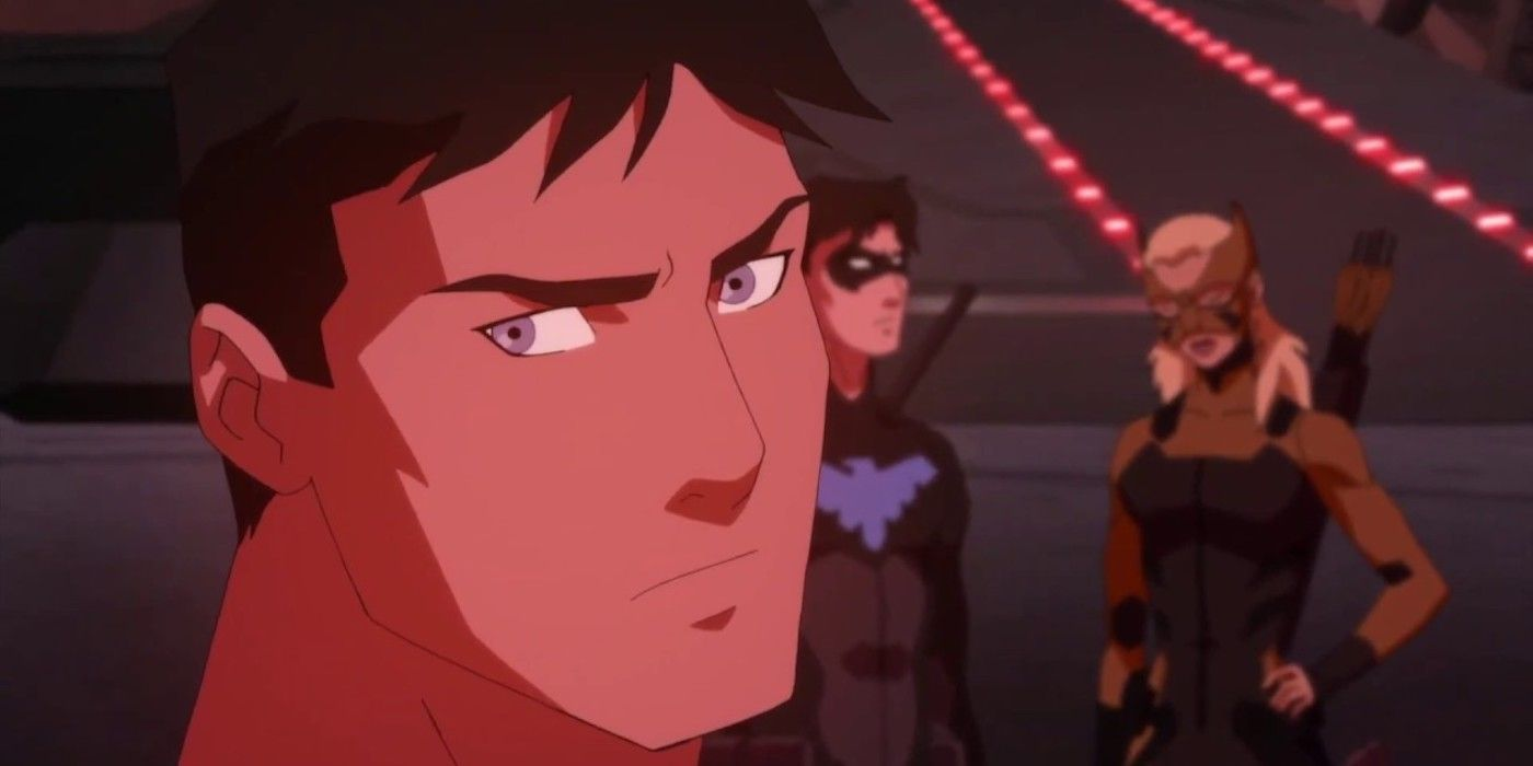 Young Justice: Outsiders Finally Makes [SPOILER] a Team Leader