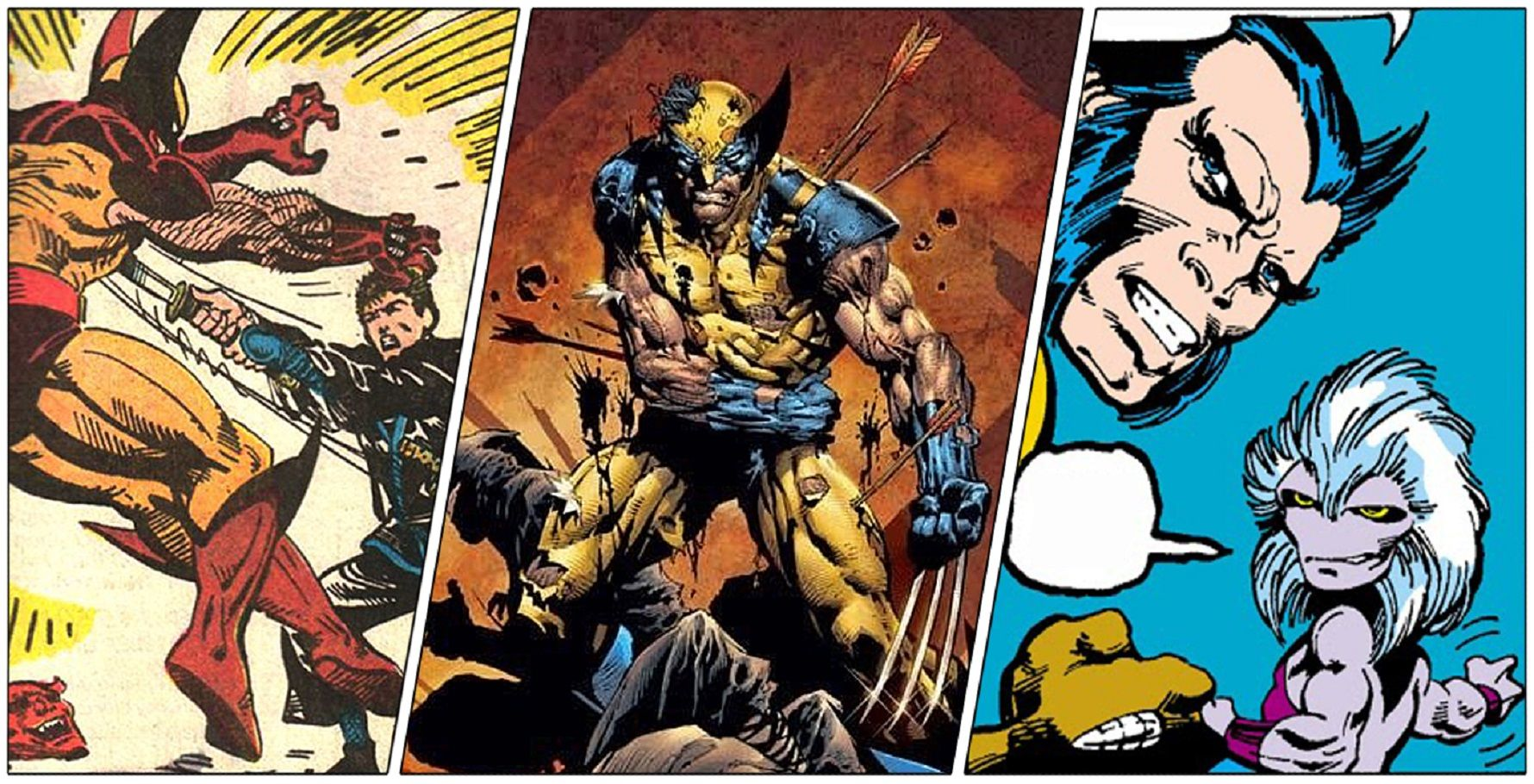 10 Characters You Wouldn't Think Could Beat Wolverine (But Have)