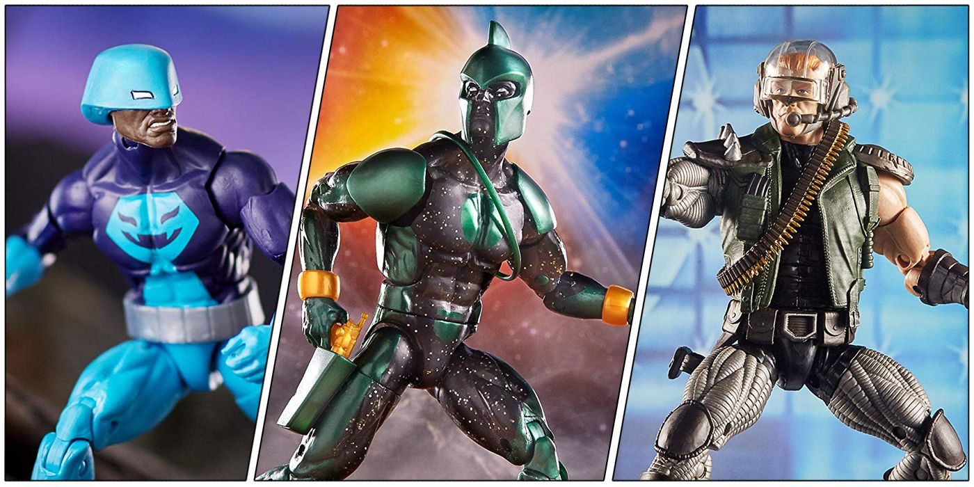 10 Marvel Legends Action Figures We Still Can't Believe They Made