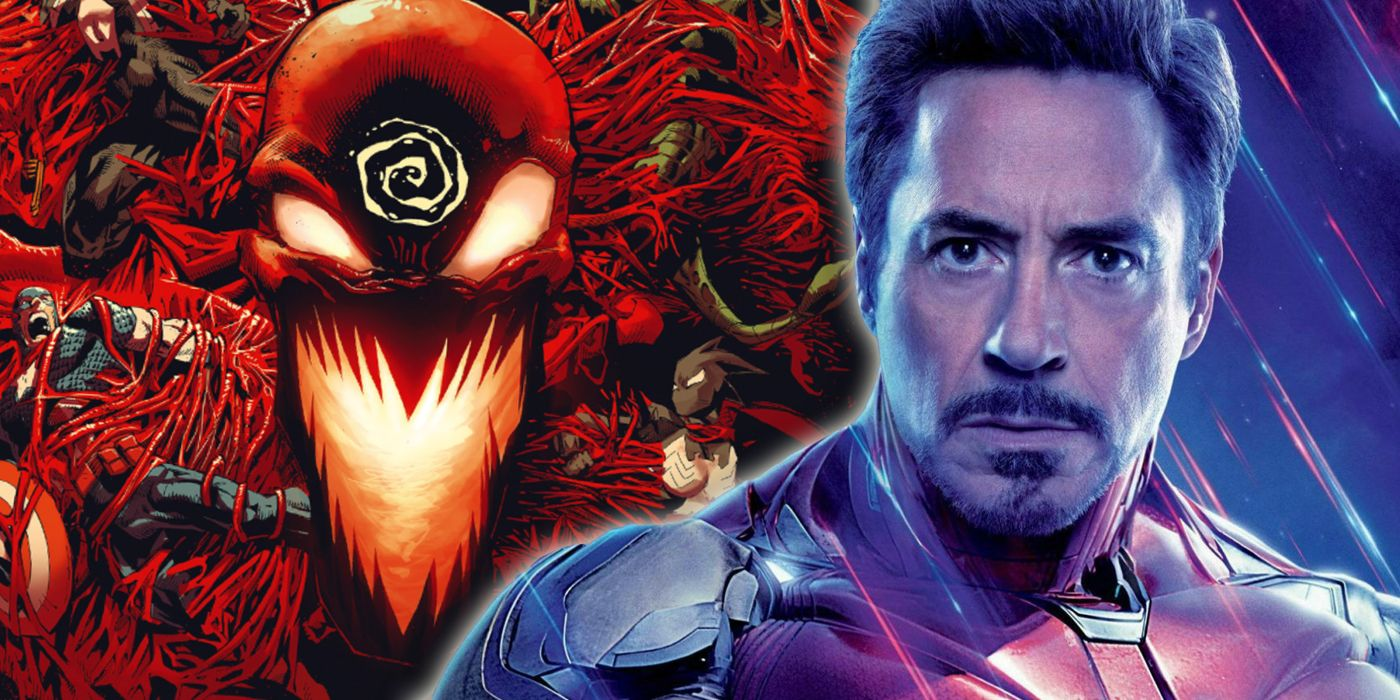 Absolute Carnage Echoes Avengers: Endgame's Most Tragic Line