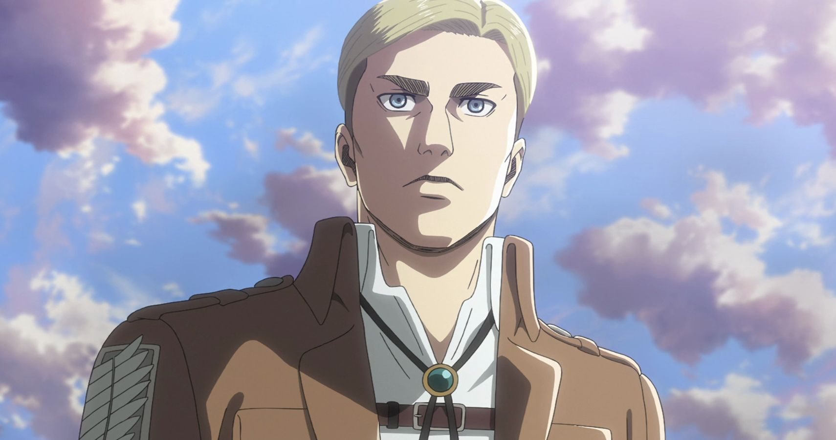 Attack On Titan: 10 Things You Didn't Know About Erwin Smith