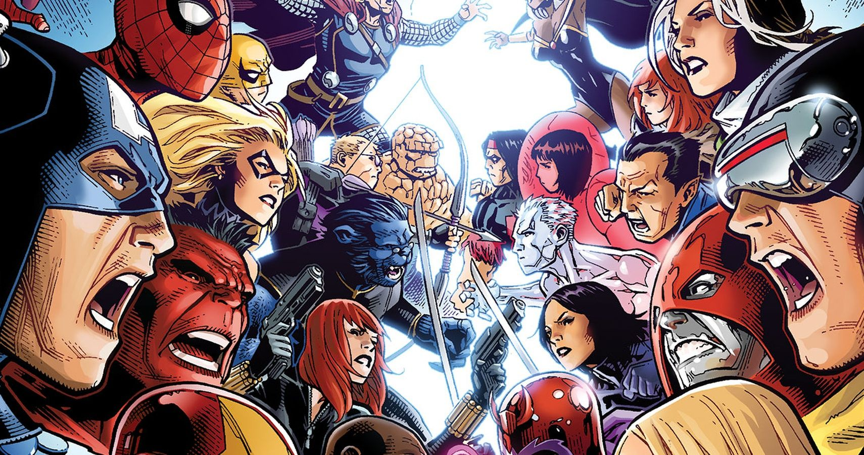 10 Reasons Why Avengers Vs X-Men Is Marvel's Most Underrated Event