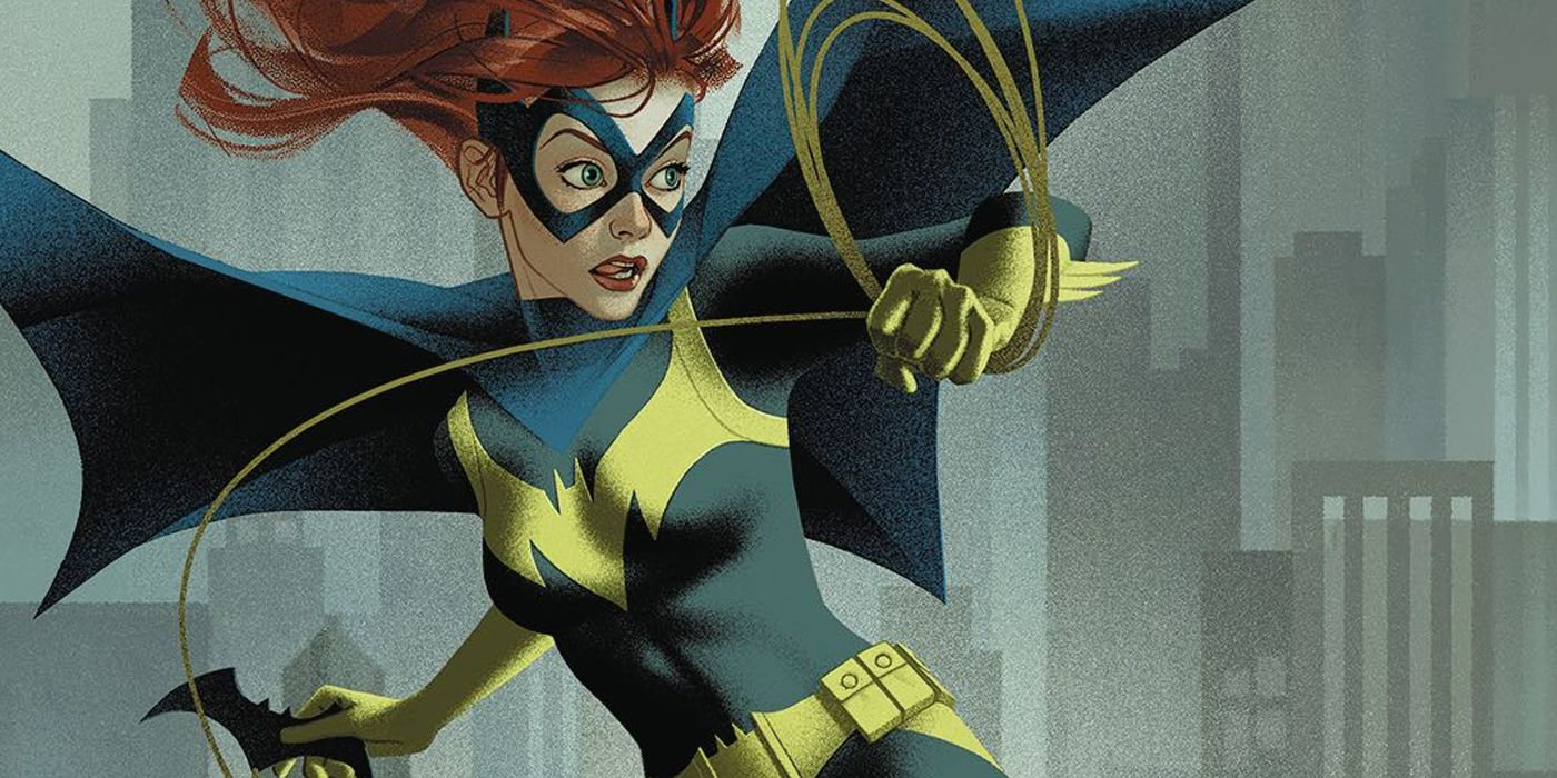 Batgirl's City Is Burning - in More Ways Than One | CBR