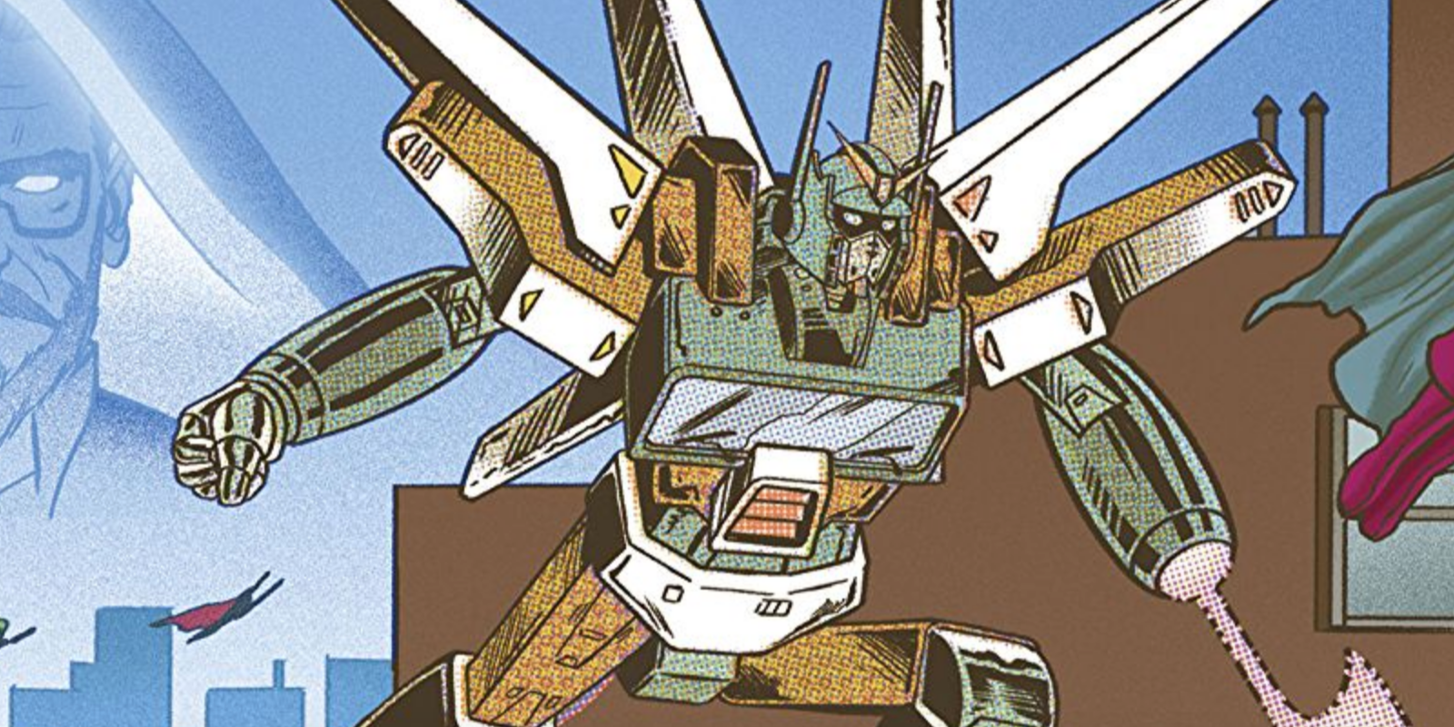Transformers & Ninja Turtles Just Sneaked Into the DC Universe (Kinda)