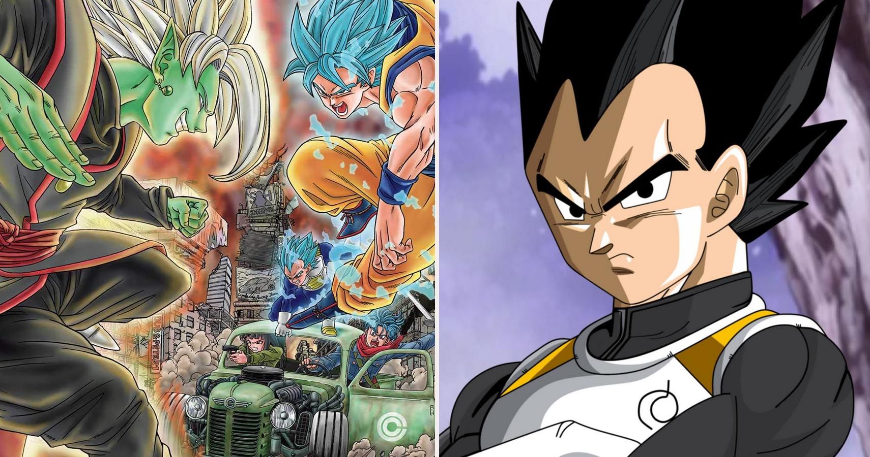 Dragon Ball Super: 5 Ways The Manga Is Better Than The Anime (& 5 Ways The Anime Is Better)