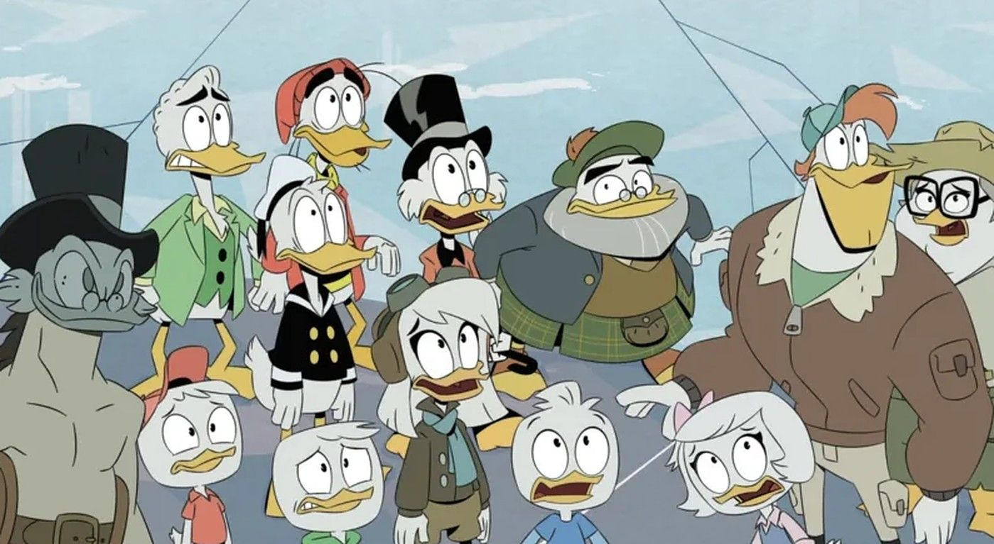 DuckTales: All The Call-Backs in the Season 2 Finale, Explained