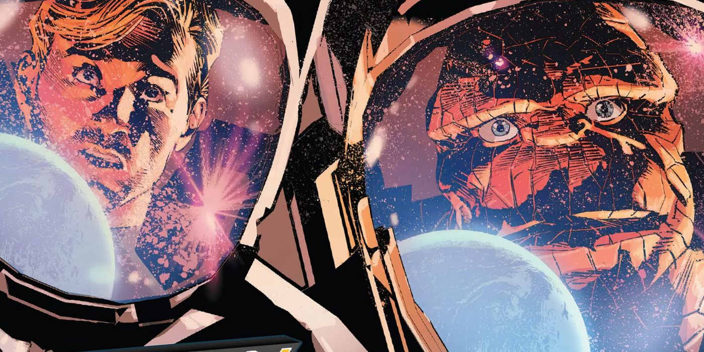The Fantastic Four's Next Mission... Is Their Very First | CBR