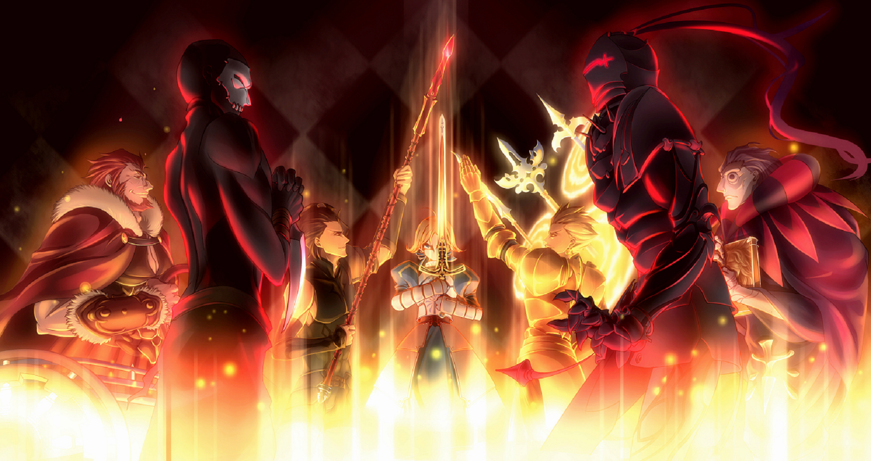 Fate Zero The 10 Most Powerful Characters Ranked Cbr