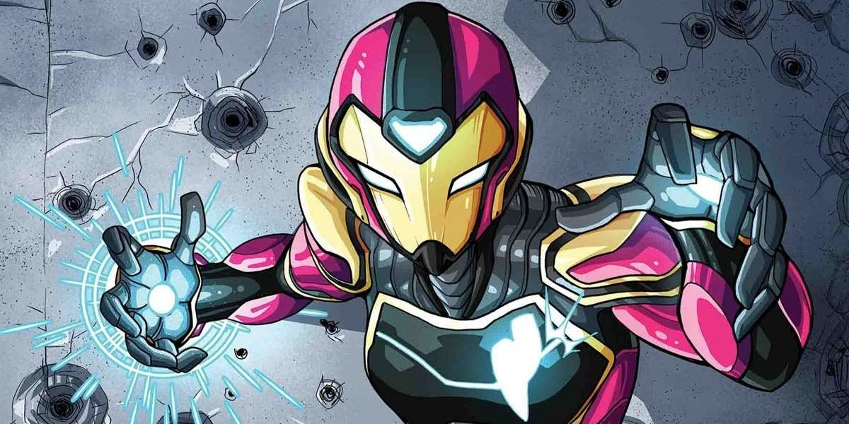 REPORT: Marvel Studios Developing Ironheart Disney+ Series | CBR