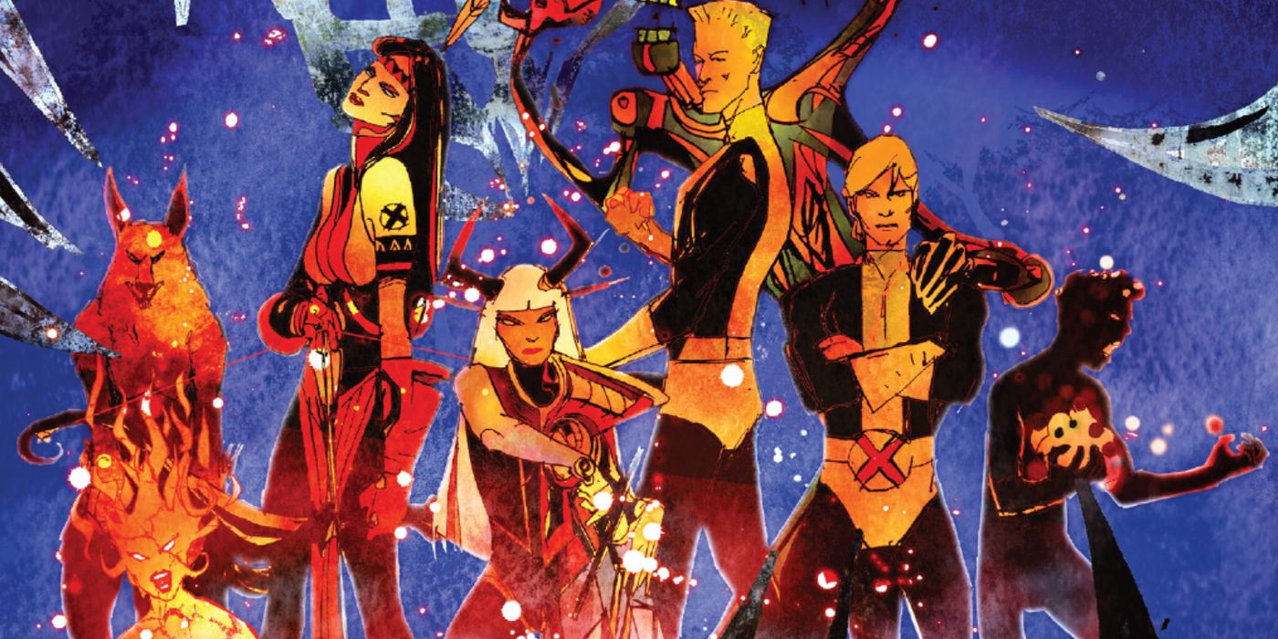 Ranking Marvel Comics' Most Powerful New Mutants | CBR