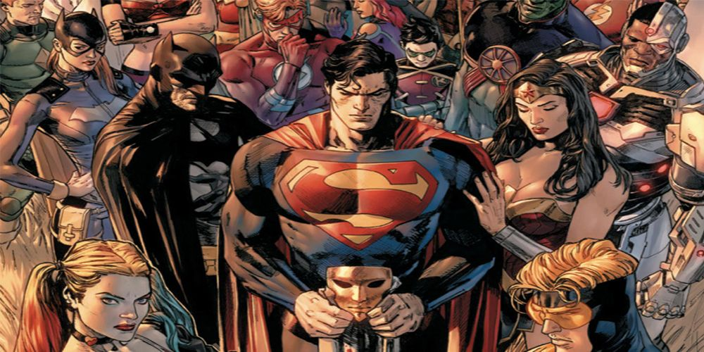 10 DC Storylines Based on Real-Life Issues | CBR