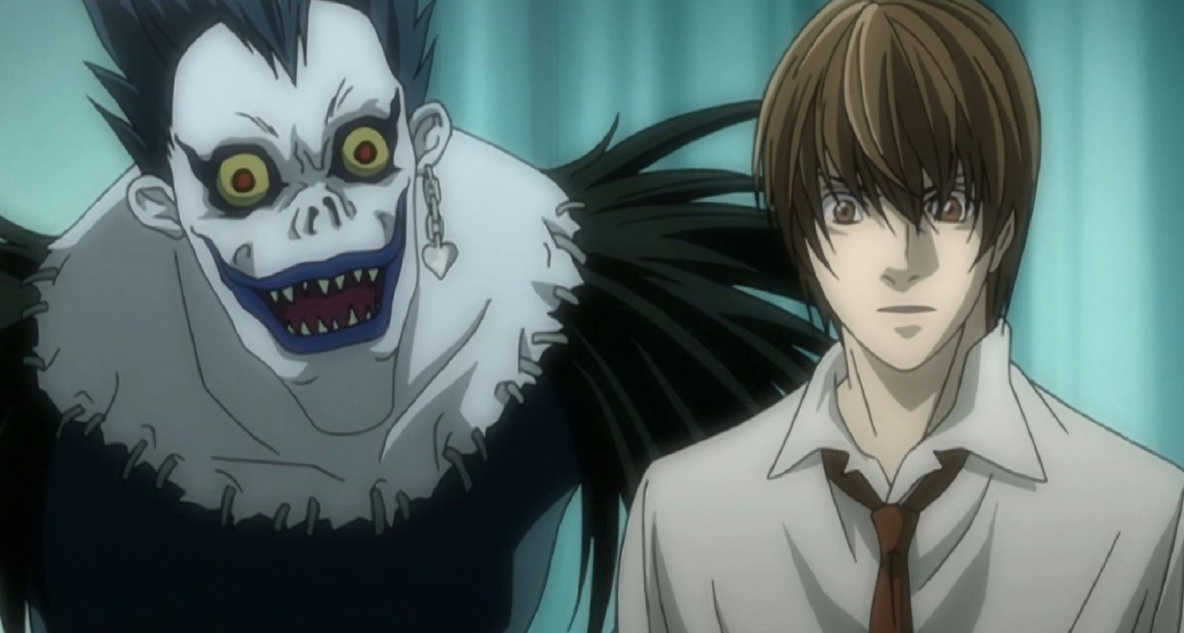Death Note 10 Hidden Details About Ryuk Everyone Missed Cbr