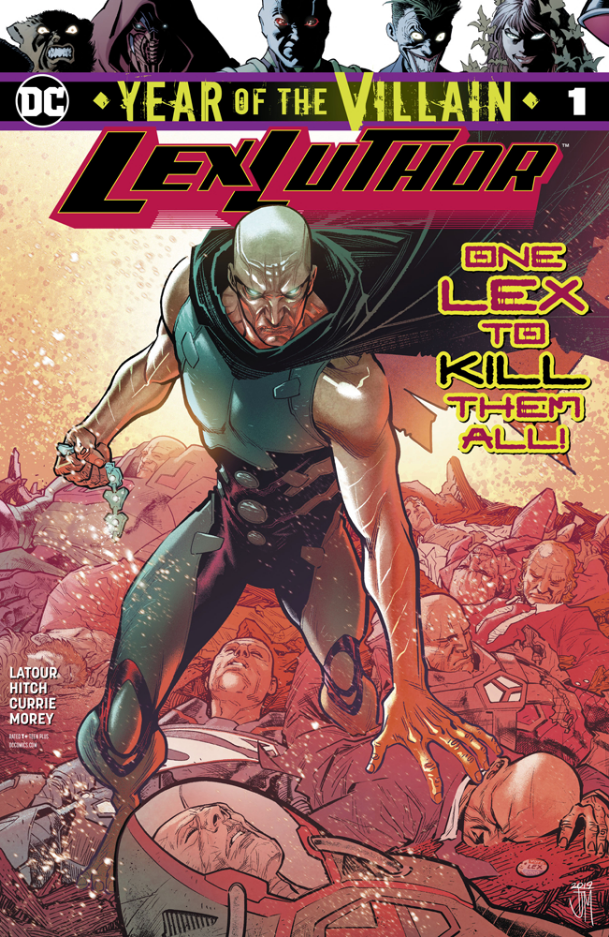 Review: Year of the Villain: Lex Luthor #1 | CBR