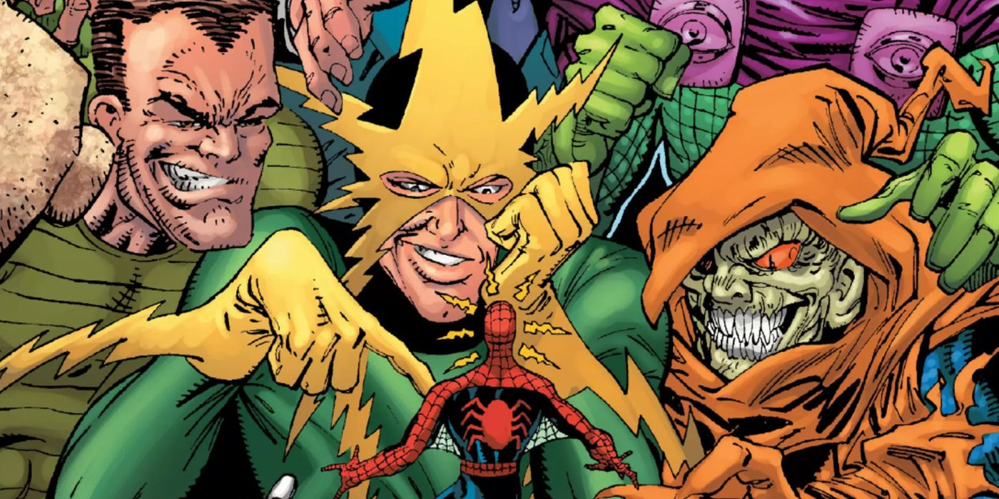 Spider-Man: Sony Is Still Committed to Debuting the Sinister Six, Somehow