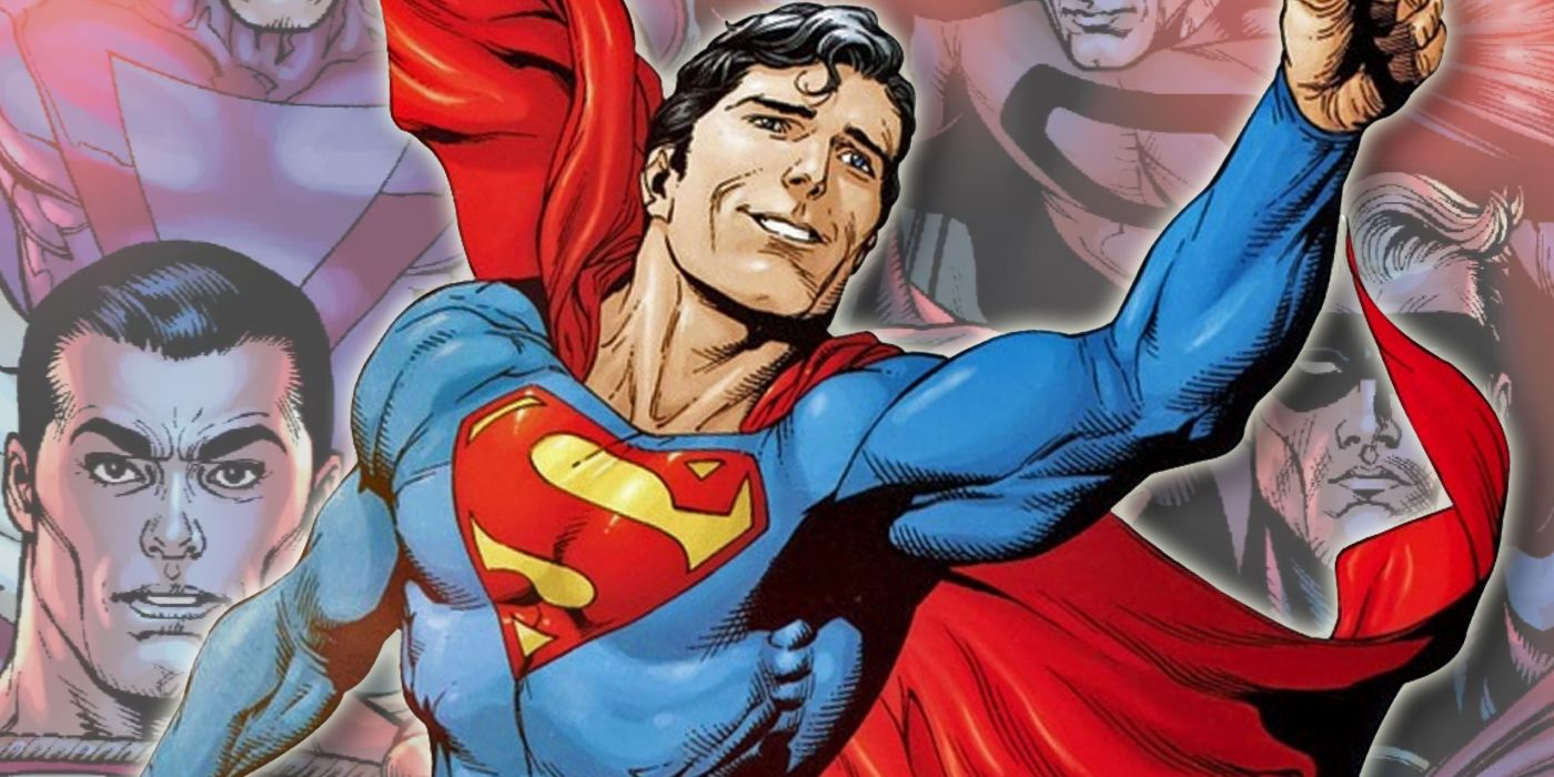 Superman: How the Multiverse Brought Together the Men of Steel