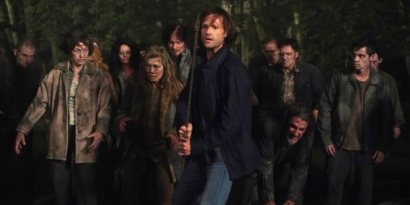 Supernatural Stars Compare S15 Premiere to Walking Dead, Game of Thrones