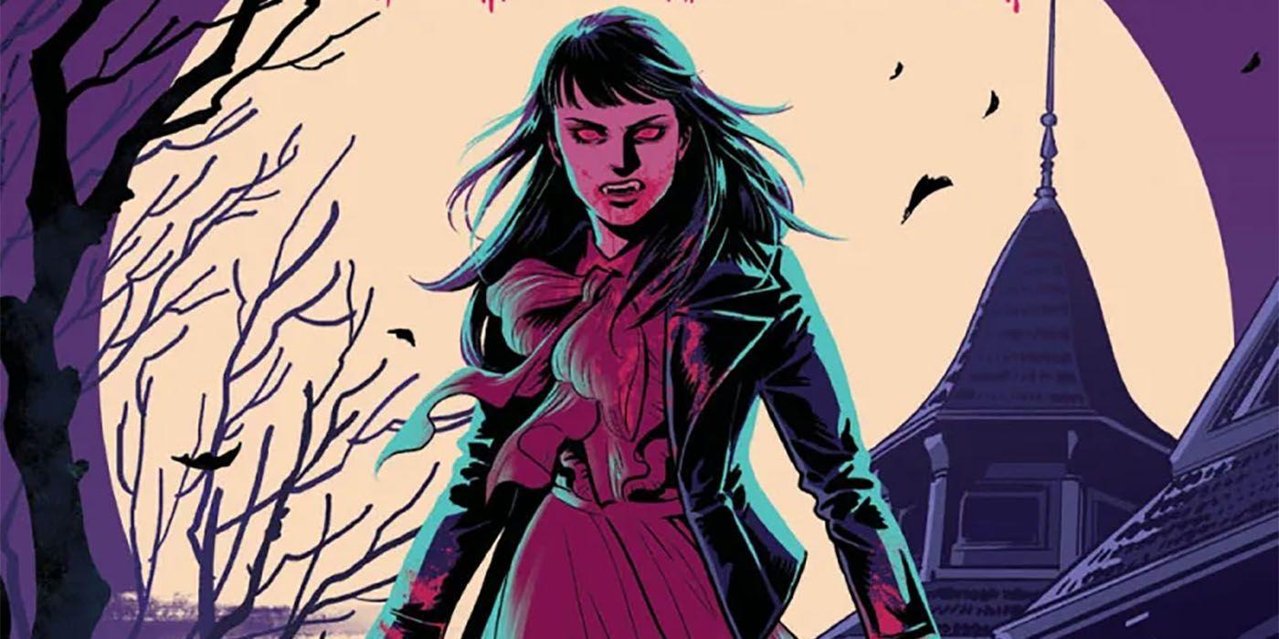 Archie Horror's Vampironica Returns for New Solo Series | CBR