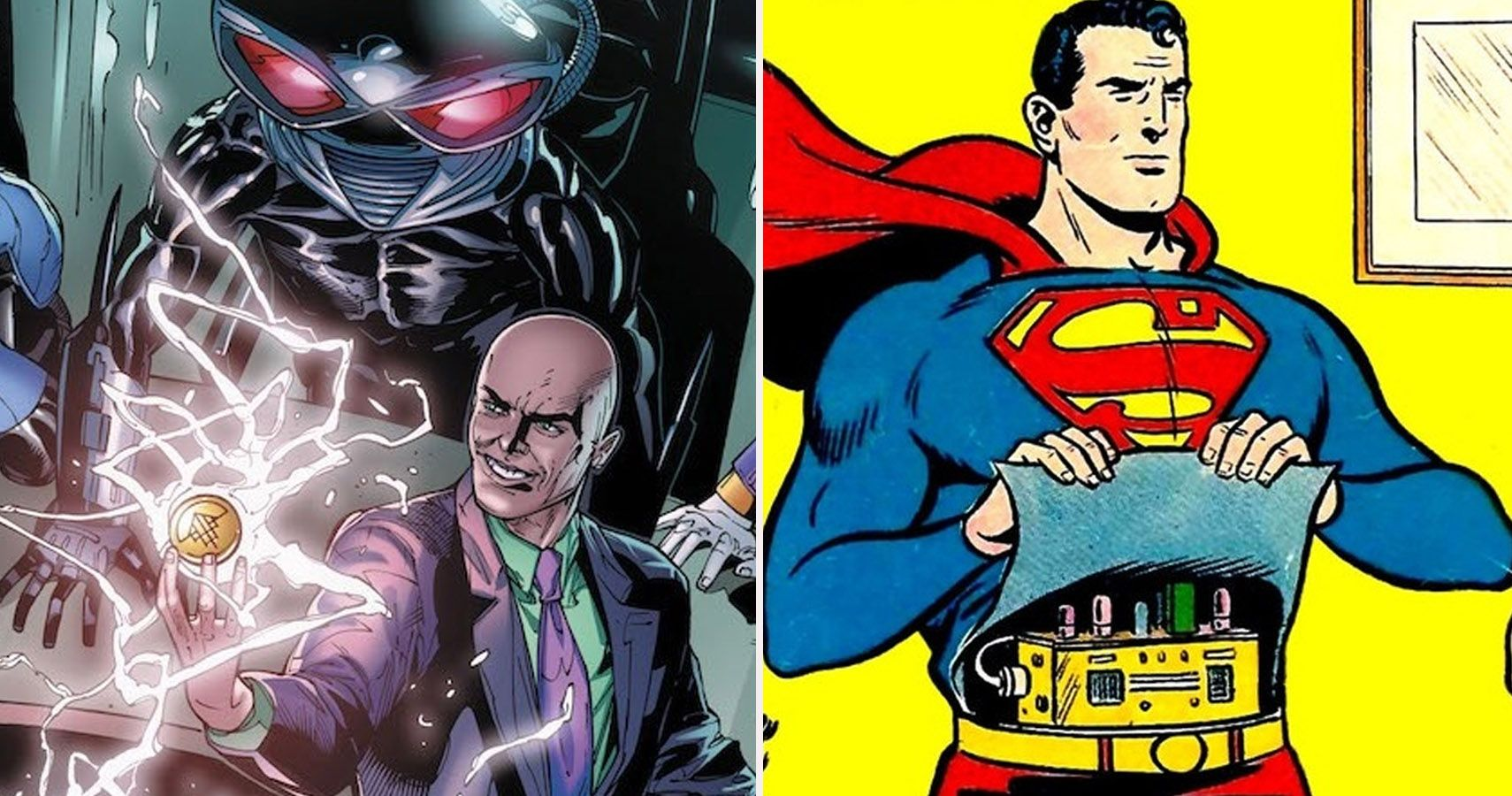 The 10 Weirdest Weapons in DC Comics, Ranked | CBR