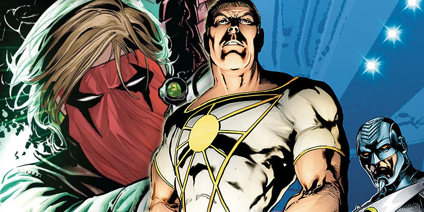 How WildStorm Characters Joined the DC Universe   CBR
