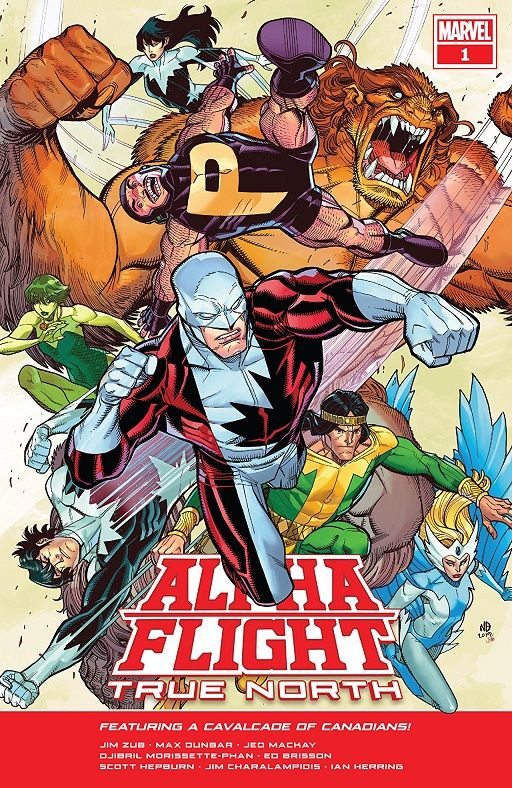 REVIEW: Alpha Flight: True North #1 Is a Warm Homecoming | CBR