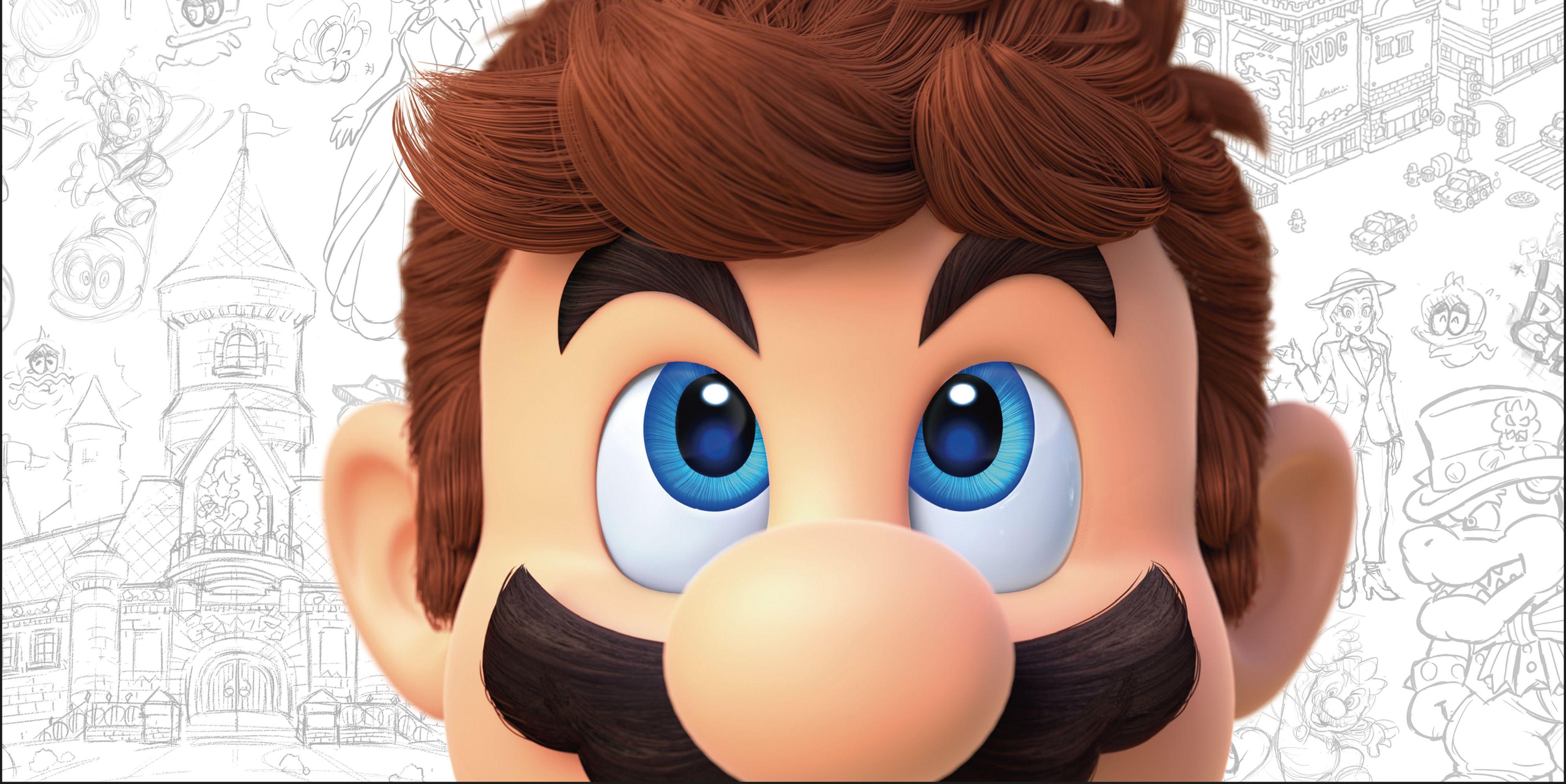 EXCLUSIVE: Mario Returns in The Art of Super Mario Odyssey Trailer