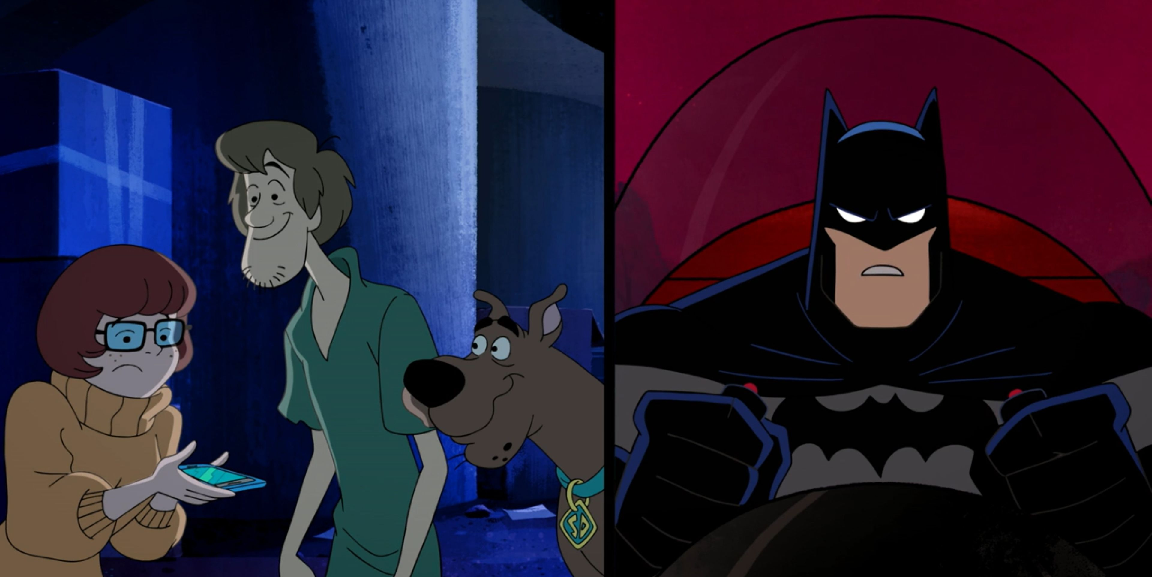 Kevin Conroy Is Batman in Scooby-Doo and Guess Who? Clip | CBR