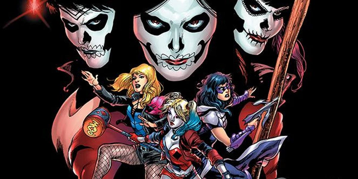 DC's Birds of Prey Canceled, Resolicited as Mature Readers Black Label Title