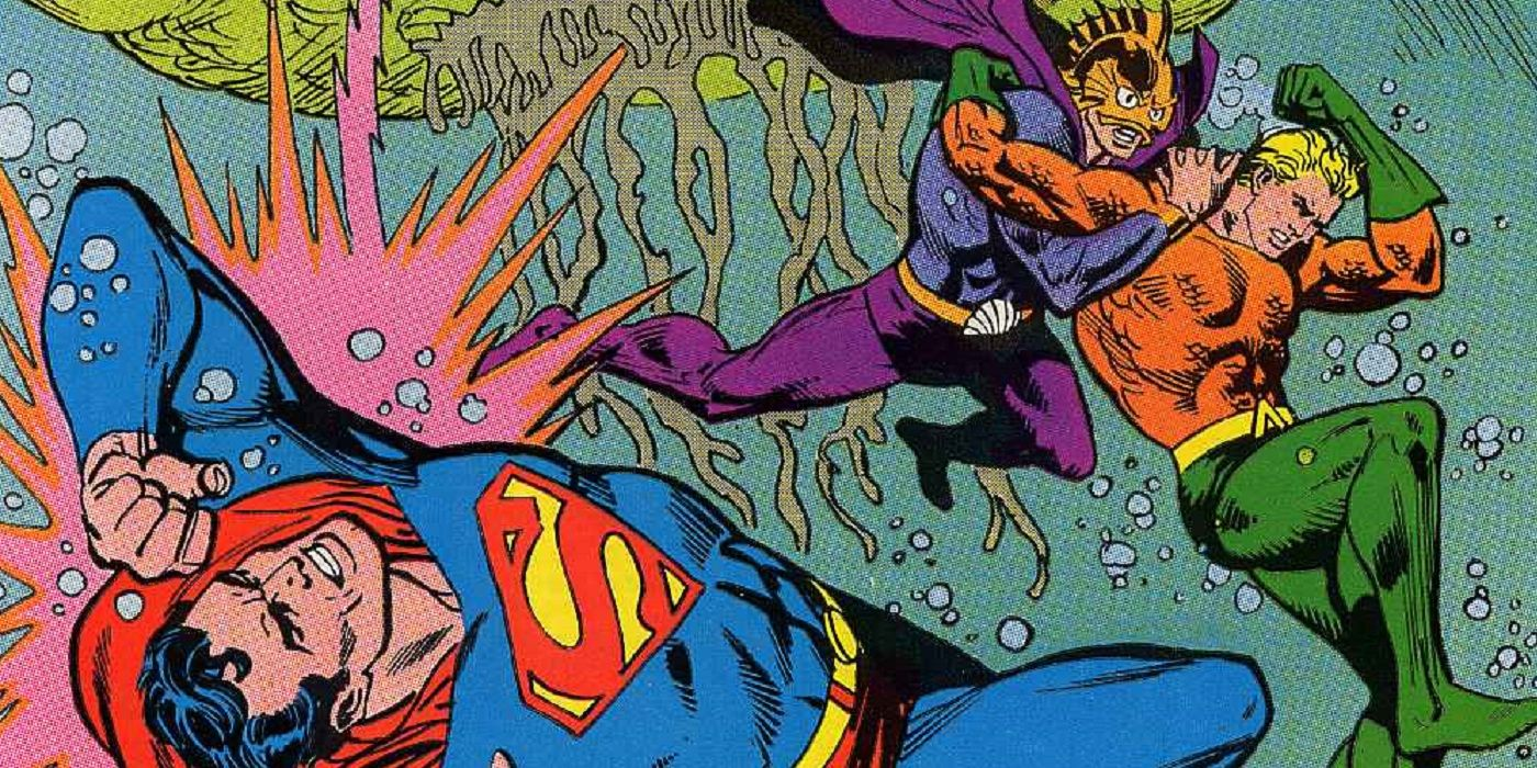 Superman: The Mystery of DC Comics Presents #5 | CBR