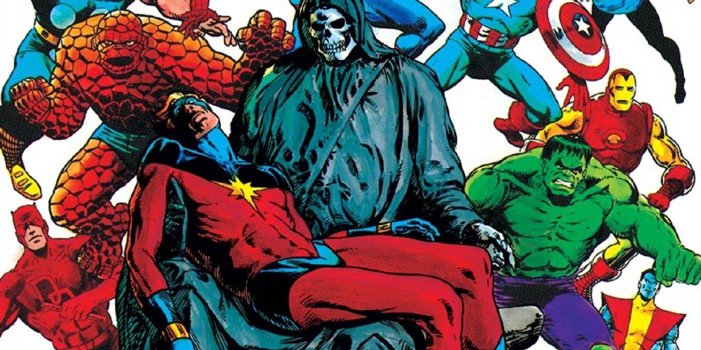 Who Was the First Character to Be Killed in a Marvel Comic? | CBR