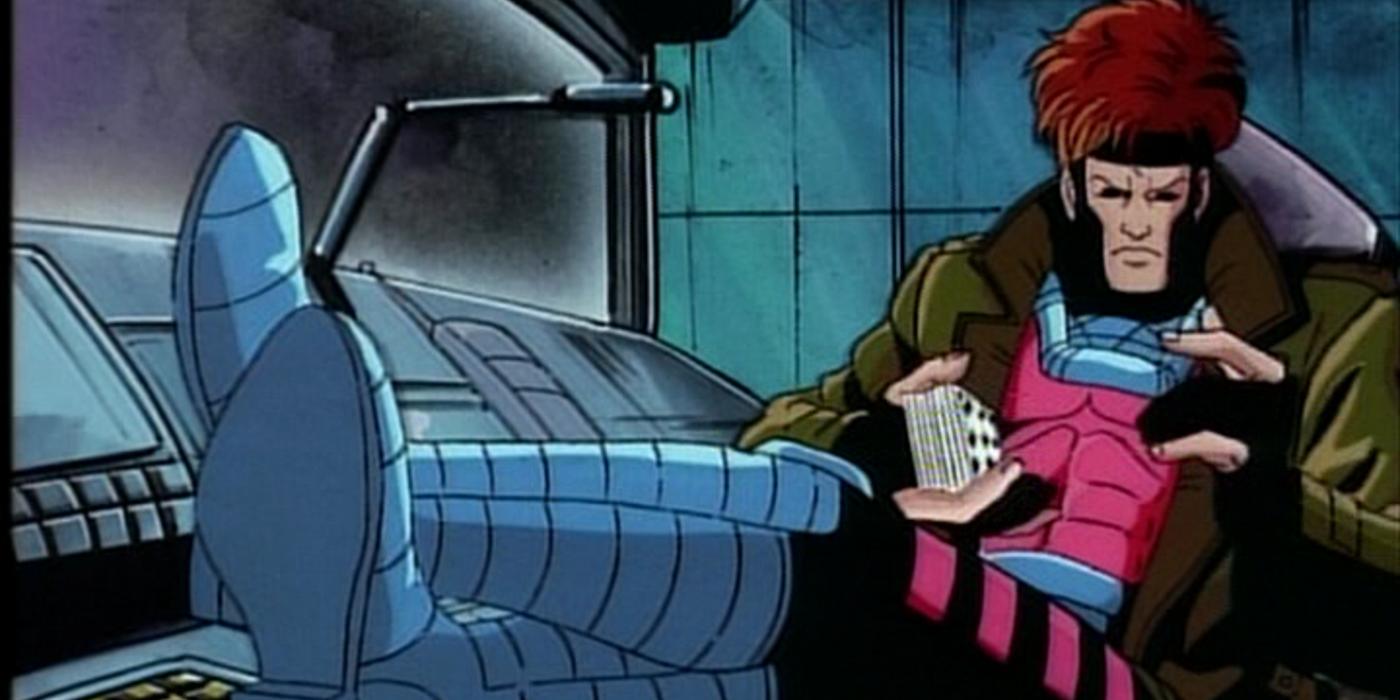 How X-Men: The Animated Series Told Gambit's Origin | CBR