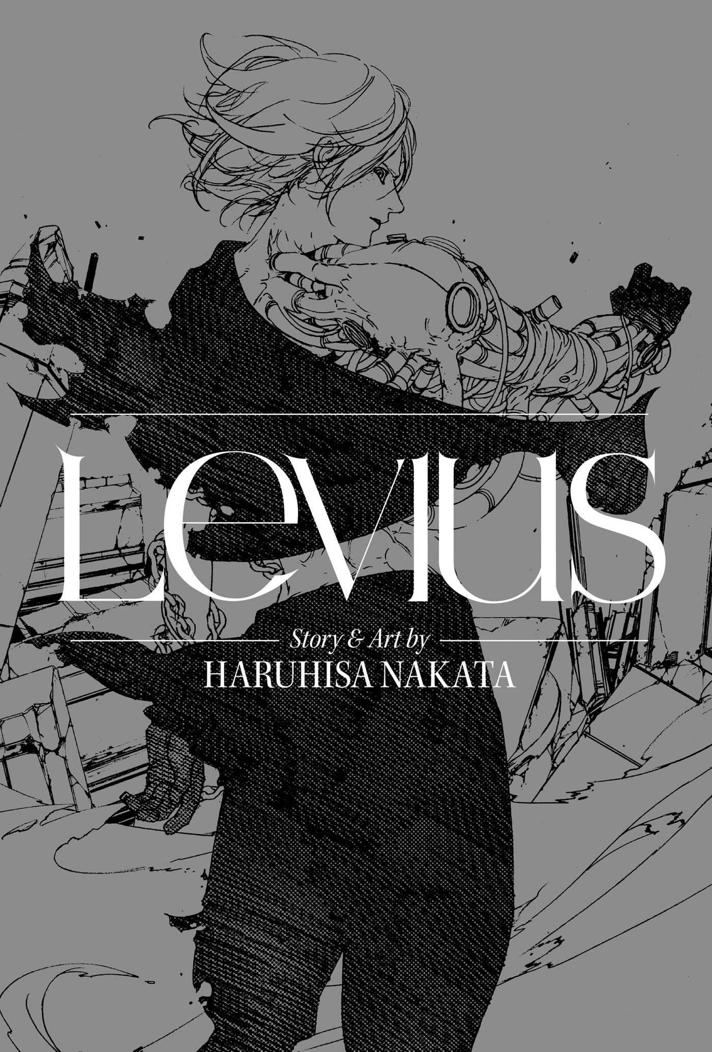 REVIEW: Levius is Worth Reading Before the Netflix Adaptation