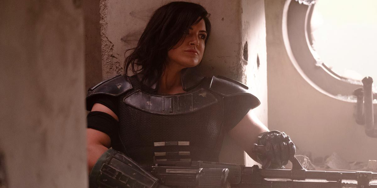 Gina Carano's Cara Dune Series Was Scrapped Over Previous Controversy