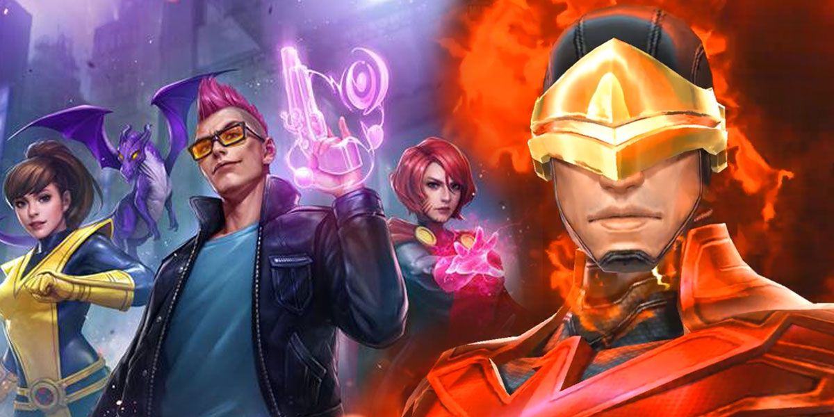 Marvel Future Fight Welcomes the Phoenix Five and More X-Men to the Battle