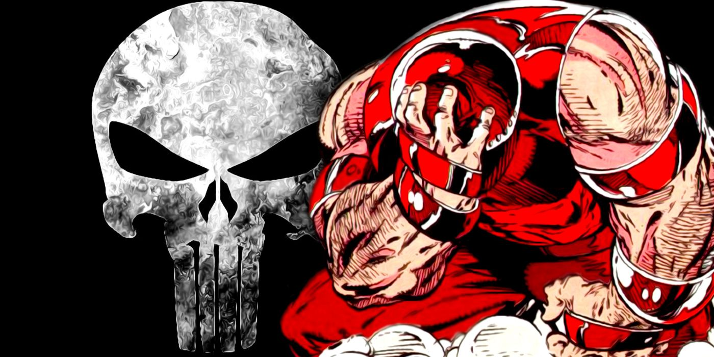 Punisher Just Made Juggernaut Vomit and Cry | CBR