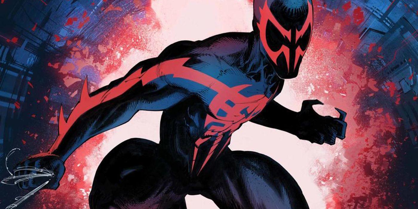 Amazing Spider-Man's Nick Spencer Helms Spider-Man 2099 Comic