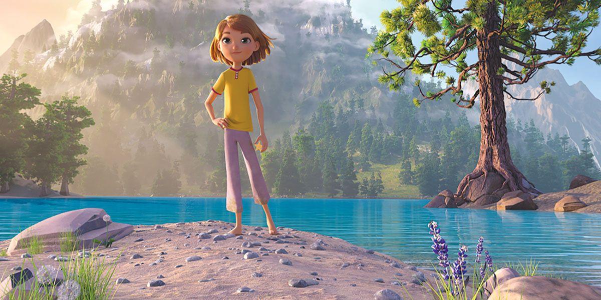 Paramount Animation Debuts First Logo and Mascot Character | CBR