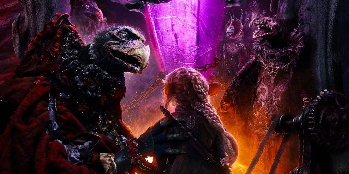 How The Dark Crystal: Age of Resistance Sets Up a Season 2 | CBR
