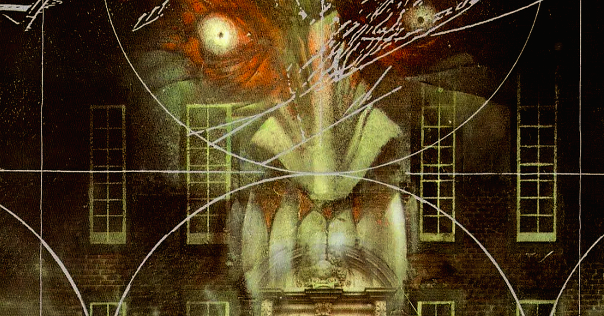 Arkham Asylum: A Serious House on Serious Earth Was Published 30 Years Ago