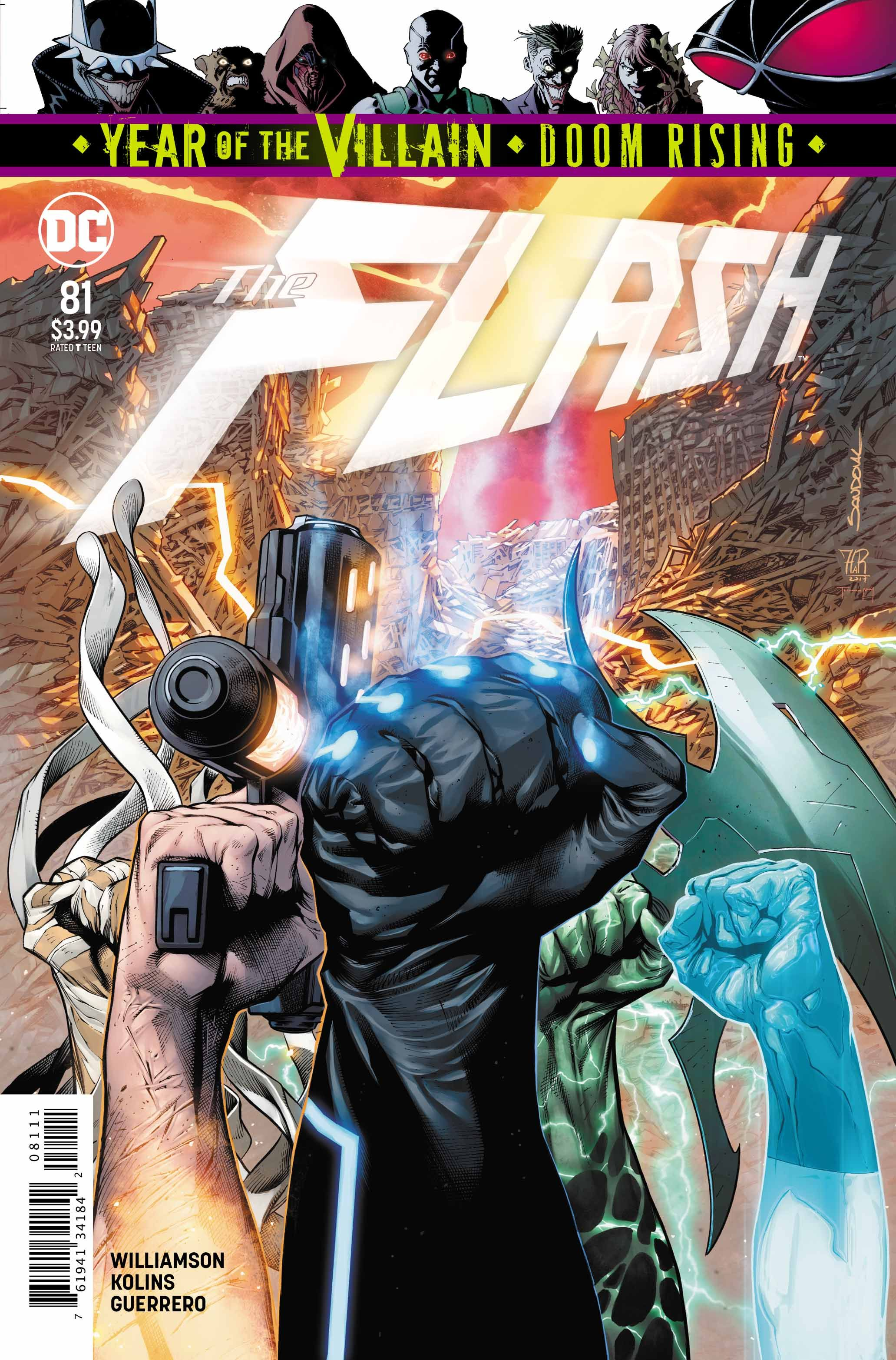 PREVIEW: The Flash #81 | CBR