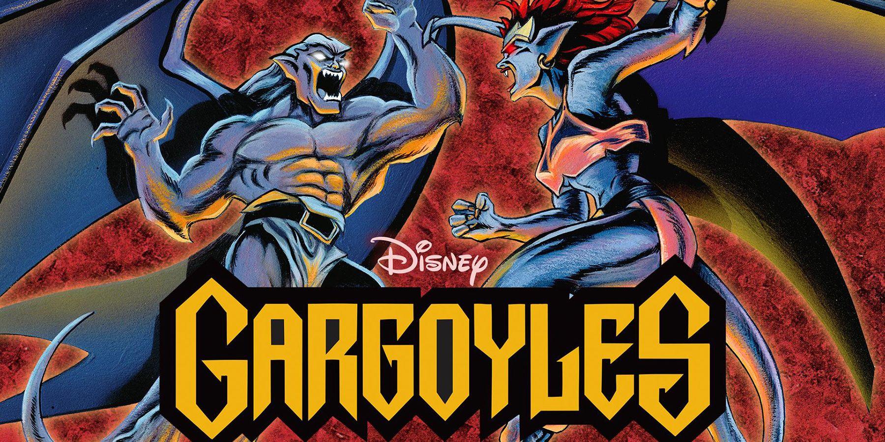 Gargoyles Creator Addresses If Show Could Return   CBR