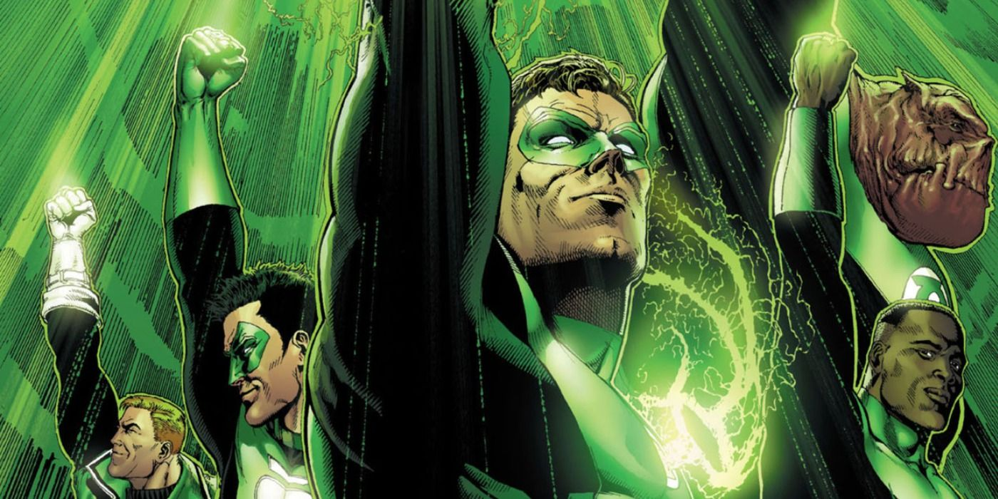 Image result for New Green Lantern HBO Max Details Promise Origin Stories for Two Major Lanterns