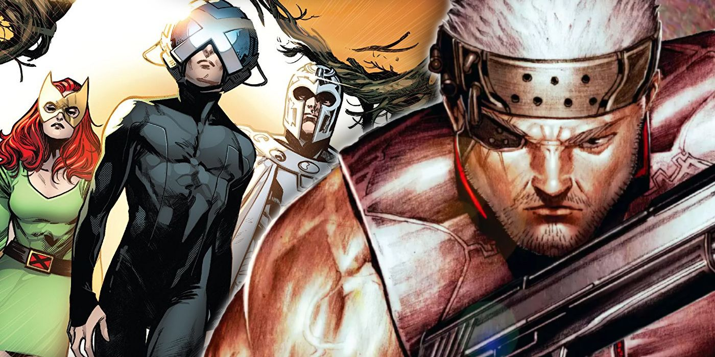 How Marvel's X-Force and Cable Predicted House of X's Big Twist