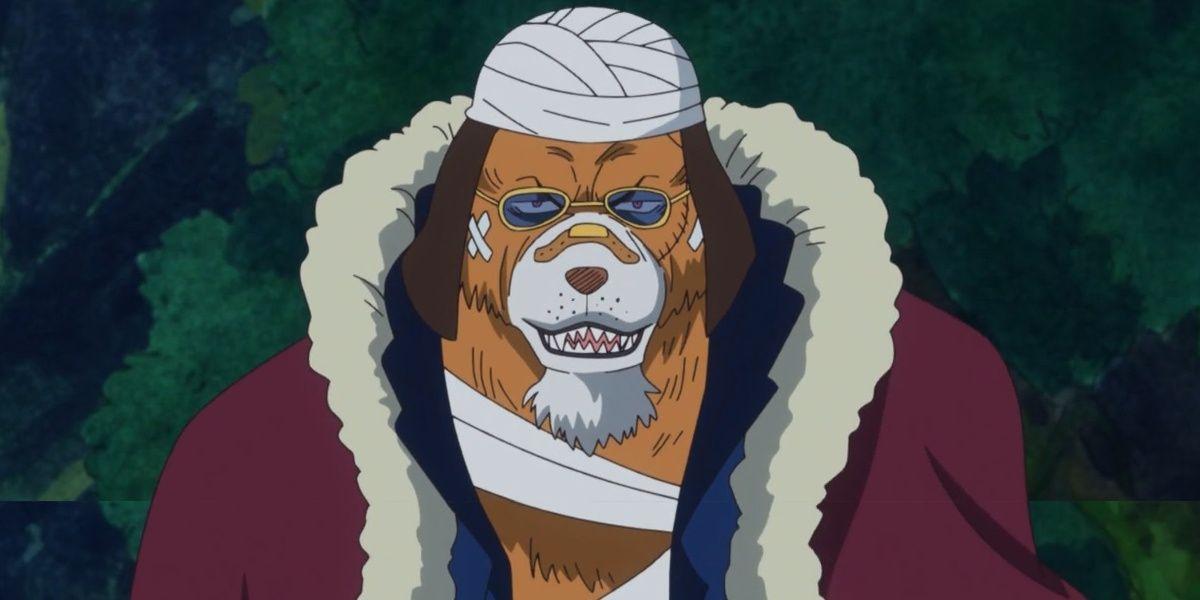 One Piece: Os 10 personagens mais fortes que não são Piratas ou Marines 5