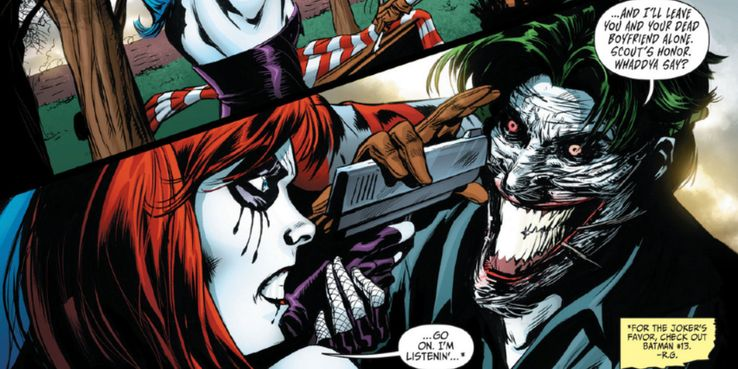 10 Versions Of The Joker That Are Scarier Than The Batman